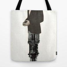 Deconstruction III (Sentinel) Tote Bag