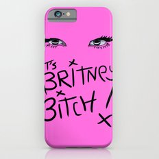 Britney Spears Eyes Slim Case iPhone 6s