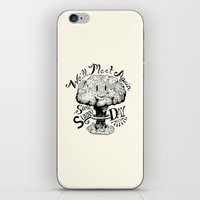 We'll Meet Again Some Sunny Day iPhone & iPod Skin
