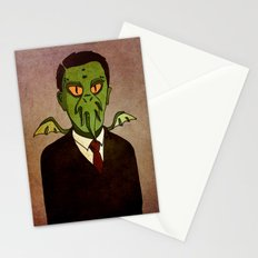 Prophets of Fiction - H.P. Lovecraft /Cthulhu Stationery Cards