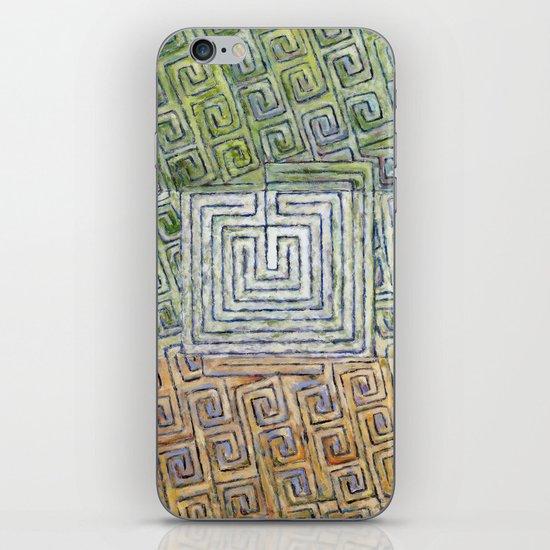 Síocháin (Peace) iPhone & iPod Skin
