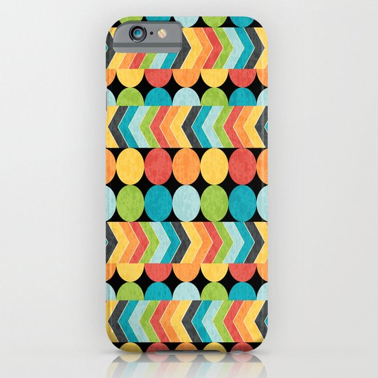 Retro Color Play iPhone & iPod Case