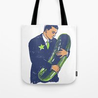 American Oddities No. 3 Tote Bag