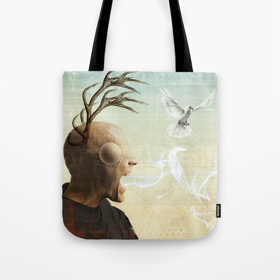 polarity of odds Tote Bag