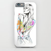 iPhone & iPod Case featuring Phoenix by 13 Styx