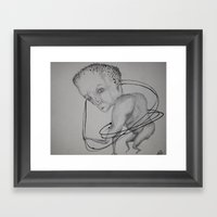 Freddie Framed Art Print