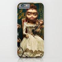 Bearded Helena iPhone 6 Slim Case