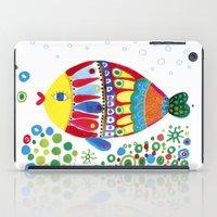 Fish3 iPad Case