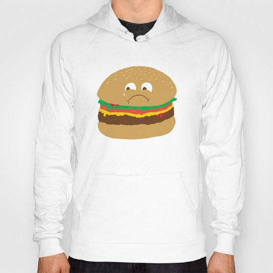 Sad Hamburger Hoody