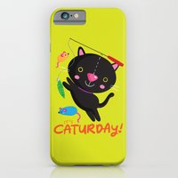 iPhone & iPod Case featuring Caturday Series: Kimchi by Reg Silva / Wedgienet.net