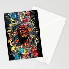 He shall return. Stationery Cards