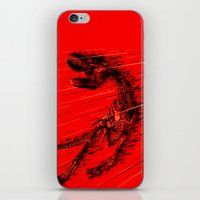 Extinction of a T Rex iPhone & iPod Skin
