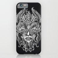 iPhone & iPod Case featuring Queztalcoatl by Jorge Garza