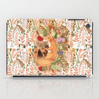 Lost In Nature iPad Case