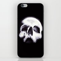 Bones II iPhone & iPod Skin
