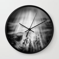 Wreck or Rescue. Wall Clock