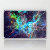 Tarantula Nebula Laptop & iPad Skin