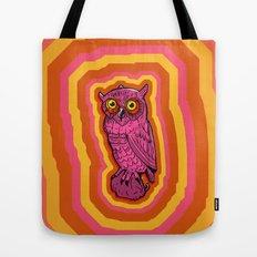 Psychowl Tote Bag