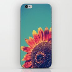 Summer Sunflower iPhone & iPod Skin