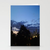 THE NIGHT IS COMING. Stationery Cards
