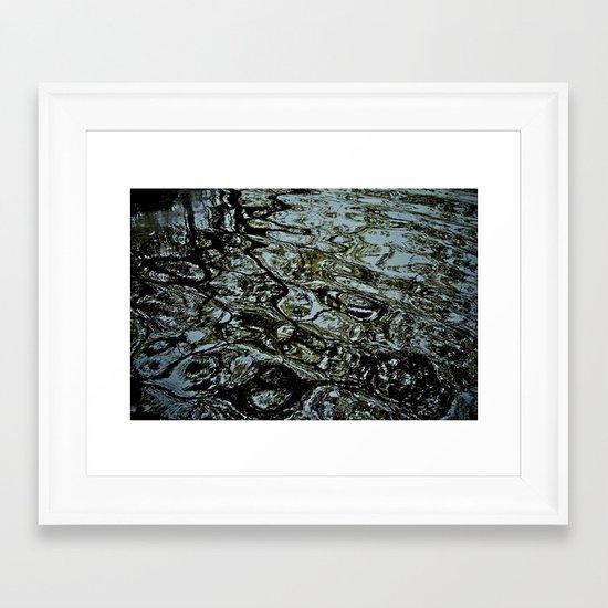 Abstraction Framed Art Print