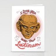Stationery Cards featuring Star Trek Valentine -