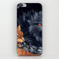 Yellowfang and Firepaw iPhone & iPod Skin