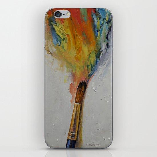 Paint iPhone & iPod Skin