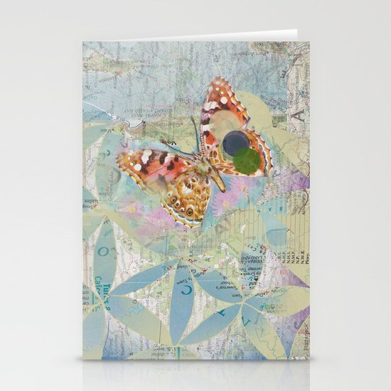 Miraculous Recovery Stationery Card