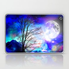 under the moon Laptop & iPad Skin