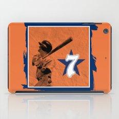 Retro Biggio iPad Case