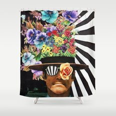 Zimbardo Shower Curtain