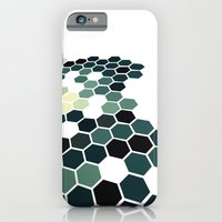 california iPhone & iPod Cases featuring California by Bakmann Art