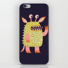 Monster Rufus iPhone & iPod Skin