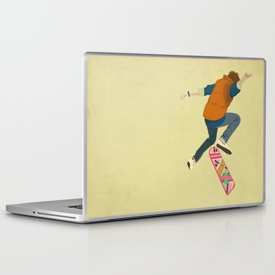 McFly Laptop & iPad Skin