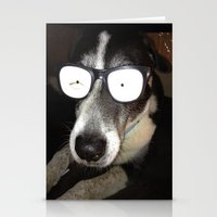Mr. Cool Stationery Cards