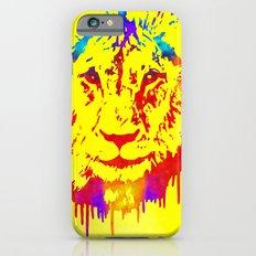 Panthera leo Slim Case iPhone 6s