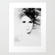 PrettyAnne Art Print