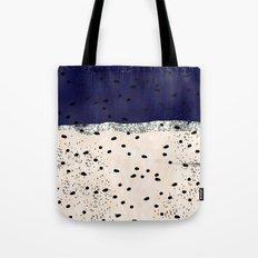 Raindots Tote Bag