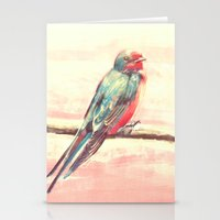 Carry Your Heart Stationery Cards
