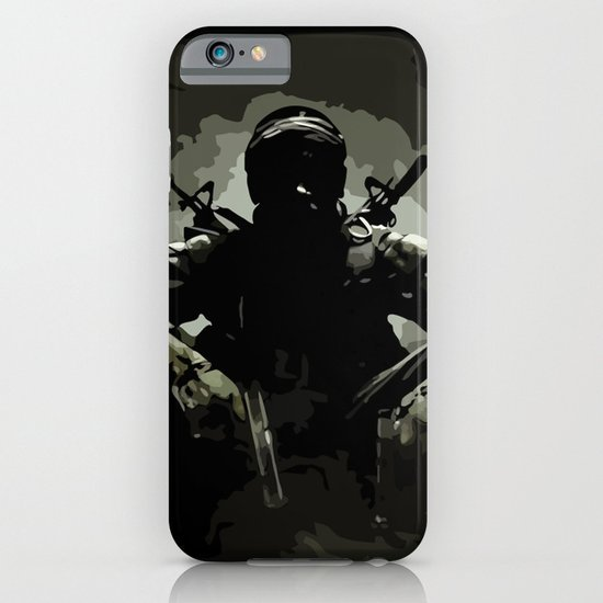 Call of Duty Camo iPhone & iPod Case