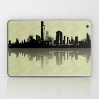 Skyline Reflections Laptop & iPad Skin