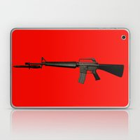 Guns In America 5 Laptop & iPad Skin