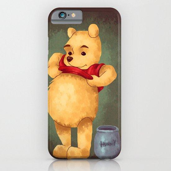 Pooh iPhone & iPod Case
