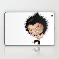 Mr. Zhong: Mad Laptop & iPad Skin