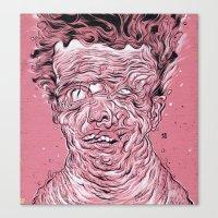 Vessel Of Man Canvas Print