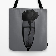 Liquid rose Tote Bag
