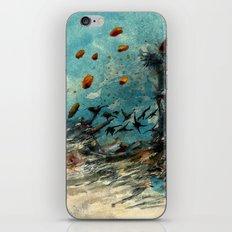 son miras iPhone & iPod Skin