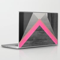Laptop & iPad Skin featuring pyramid by Georgiana Paraschiv