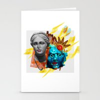 Treasures I  Stationery Cards